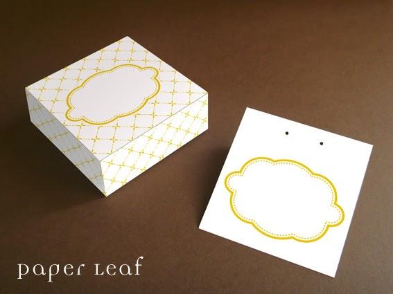 Paper leaf che rottura di scatole tutorial - Scatole porta viti ...
