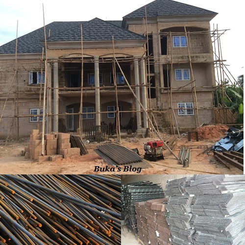 All building materials and their current cost in naira for Price of construction materials