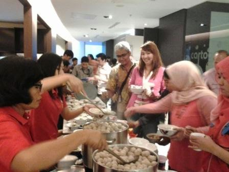 Catering Bakso