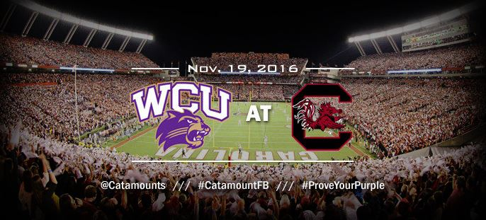 Cats travel to Columbia in 2016