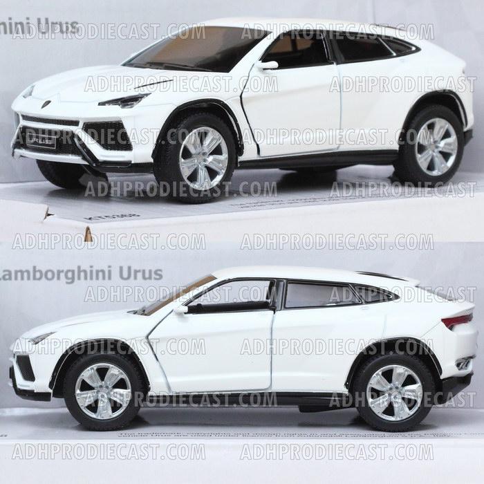 Miniatur Lamborghini Urus (White-32K)