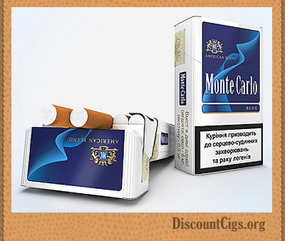 Monte Carlo Cigarettes for UK