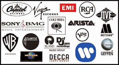 Record Label Logos image