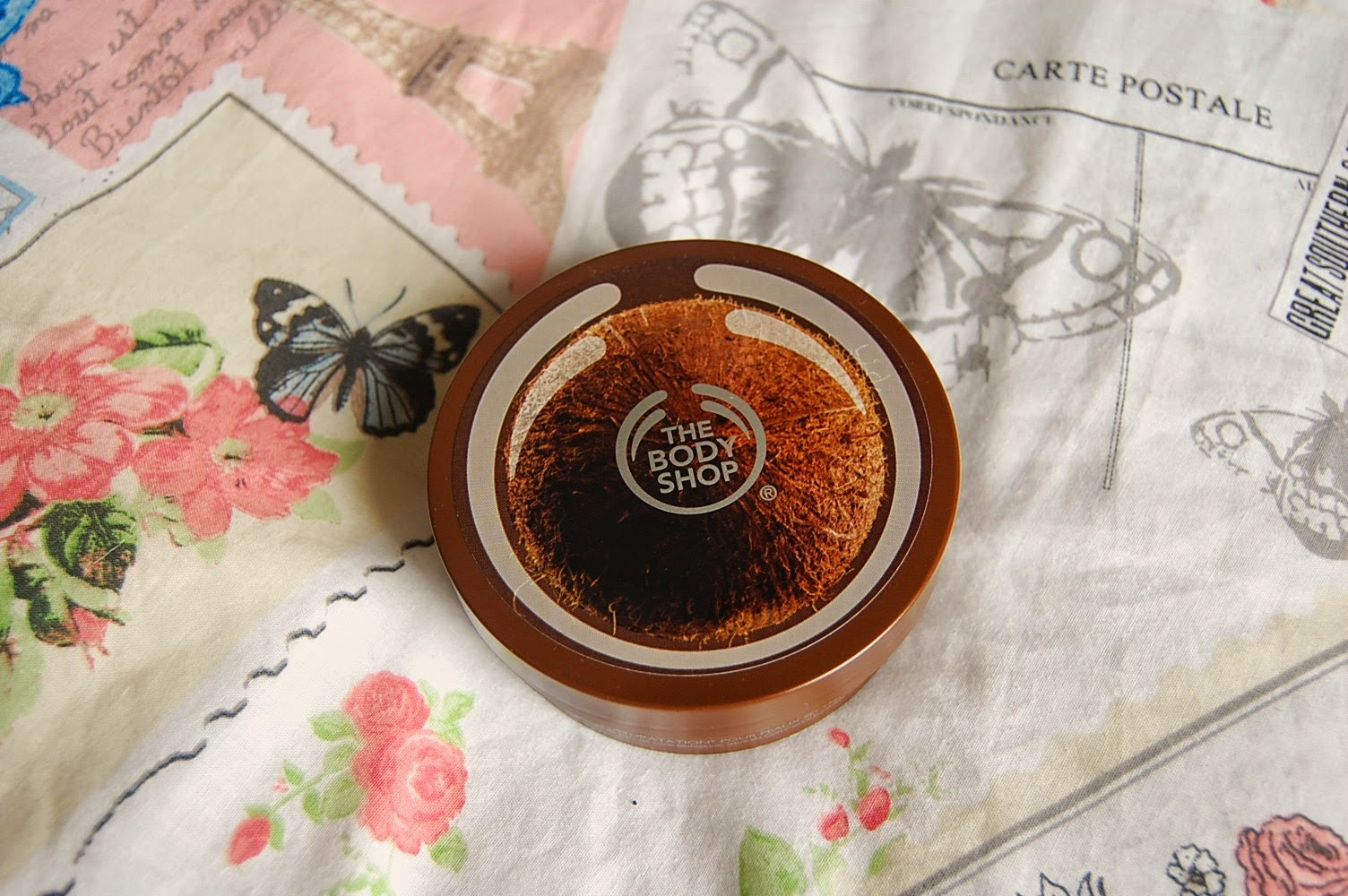 The Body Shop Coconut Body Butter: The Review