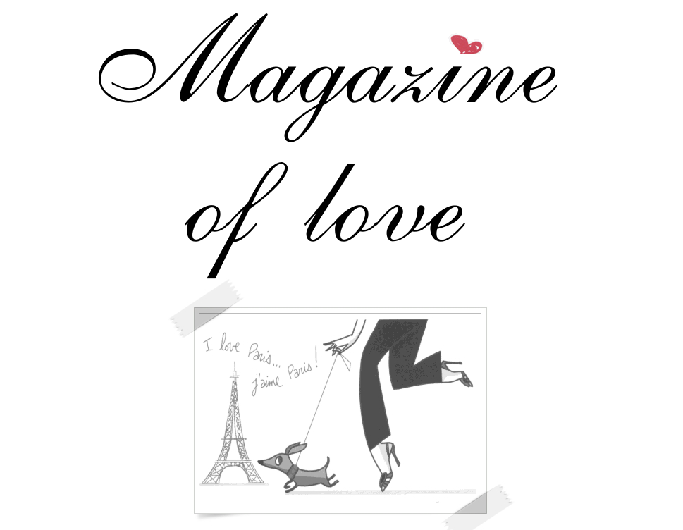 Magazine-of-love