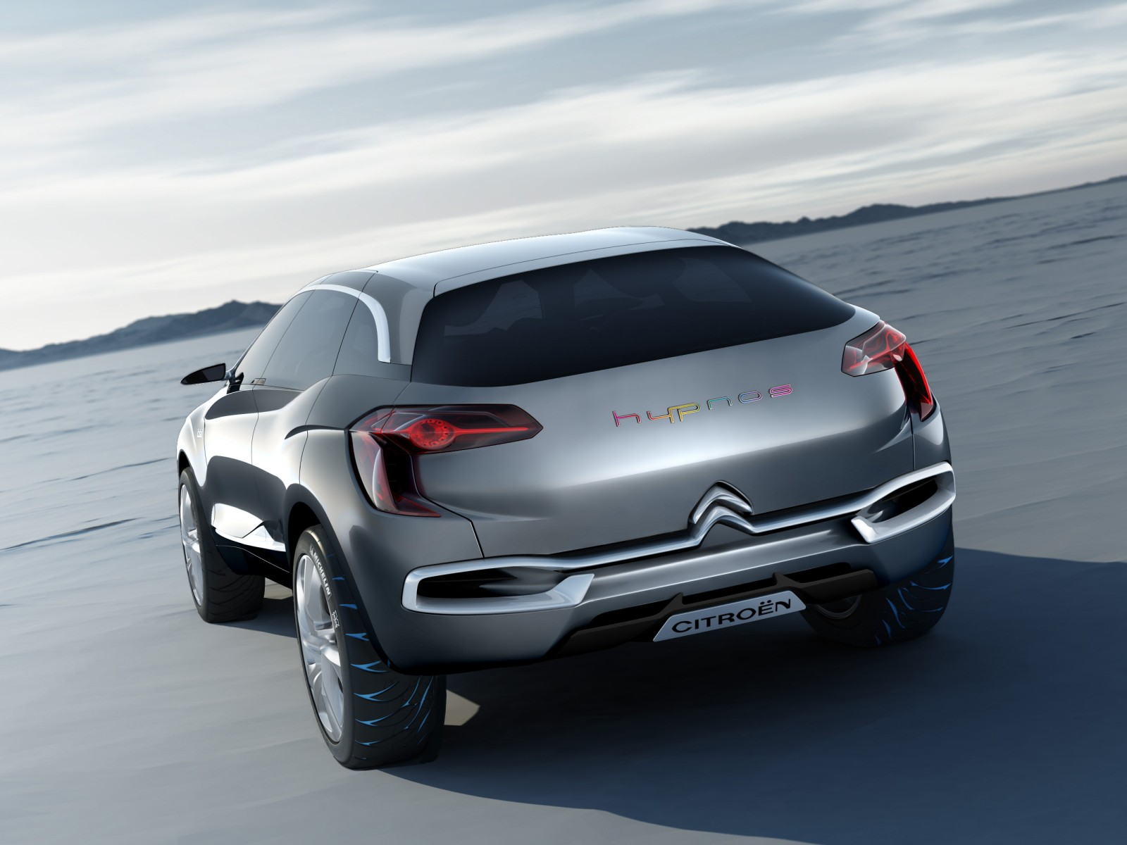 2008 citroen hypnos concept wallpapers pictures specifications technical specifications make citroen model hypnos concept vanachro Image collections