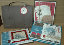 'The Open Sea' Satchel and Card Set Tutorial