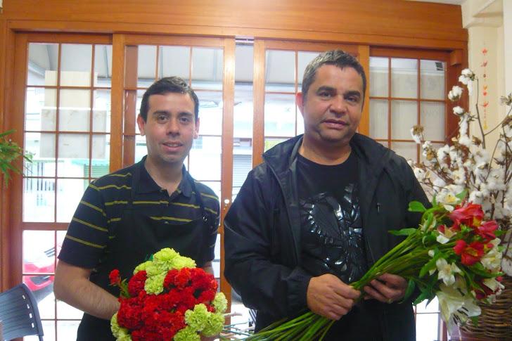Curso de Arte Floral , Ikebana- Sede - SP.