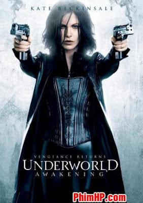Thế Giới Ngầm 4: Sự Nổi Dậy Của Ma Cà Rồng & Người Sói - Underworld 4: Awakening 2012