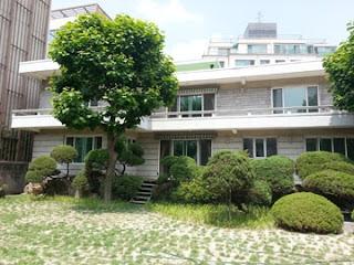 Rumah Mewah Artis Korea