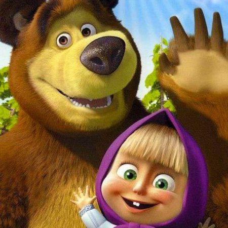 Игры приключение маши и медведя