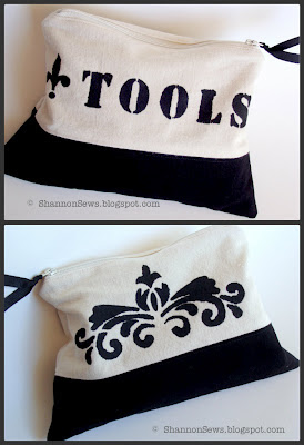 Tool pouches with all the necessities are great gifts for college students
