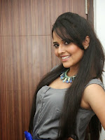 Anasuya at MLK Audio Launch-cover-photo