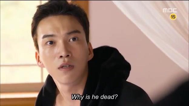 wanita yang tidur dengan Do Jin dan menyuruh wanita itu untuk mencari