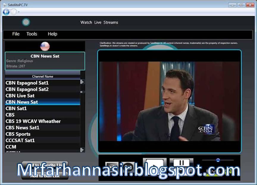 satellite tv pc software crack