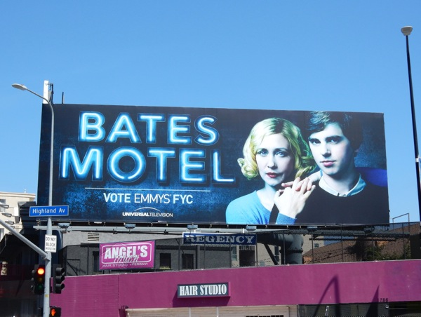 Bates Motel season 3 2015 Emmy billboard