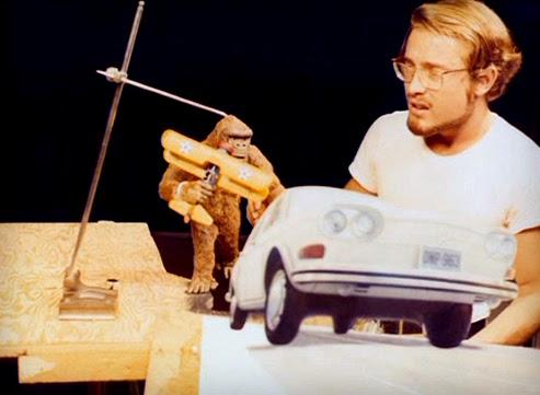 SICKO-PSYCHOTIC: King Kong Volkswagen 411 Commercial (1972)