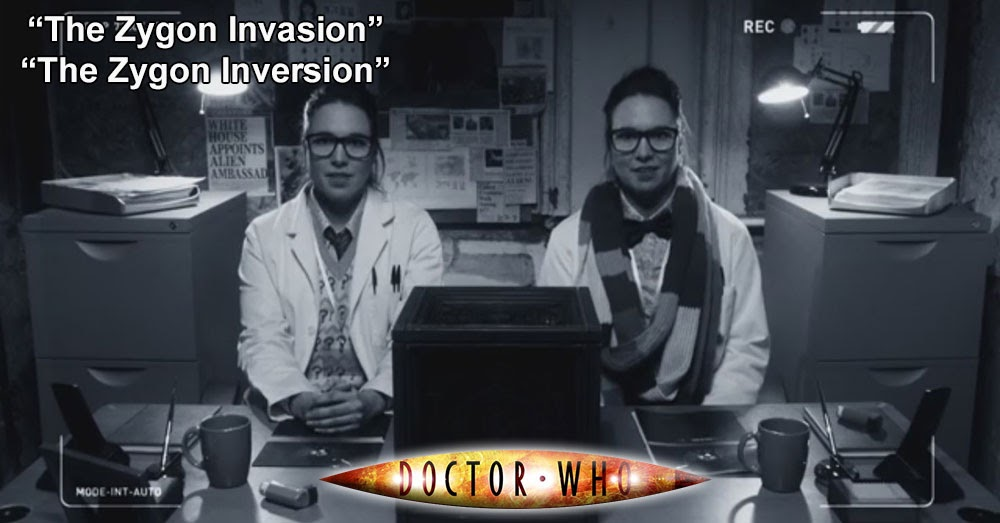 Doctor Who 257: The Zygon Invasion