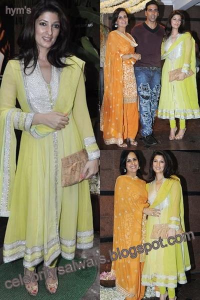All Celebrity Salwars: In Vivek Oberoi's Grand Indian ...