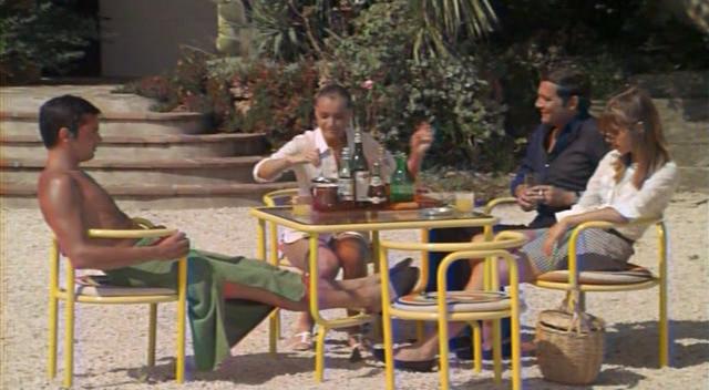 Ithankyou under the surface tension la piscine 1969 for La piscina 1969