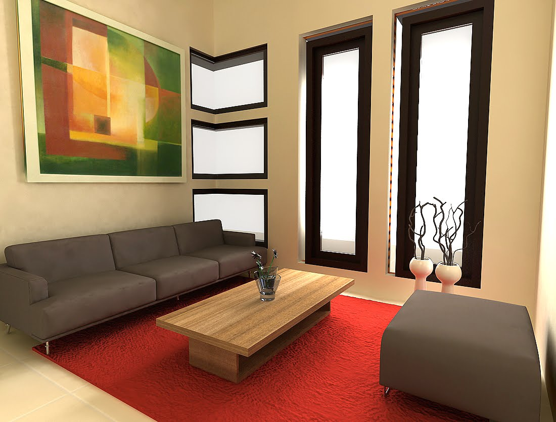Small living room design minimalist 2016 home interior 2016 for Small room minimal design