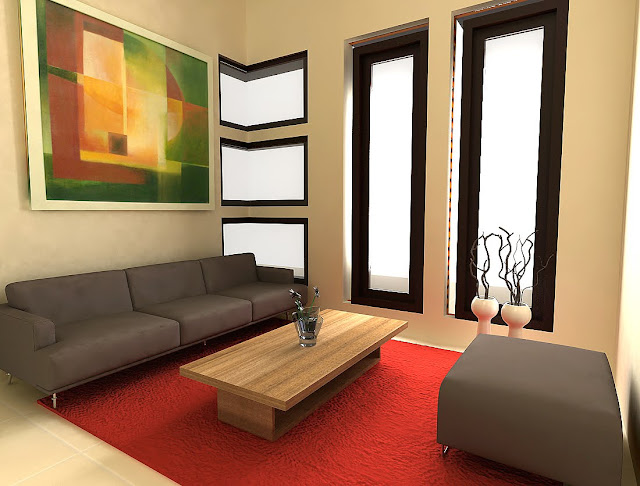 Small Living Room Design Minimalist 2016