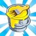 viral bullthemepartnermechanic paint buckets yellow 75x75 - CityVille: Materiais dos edifícios dos touros