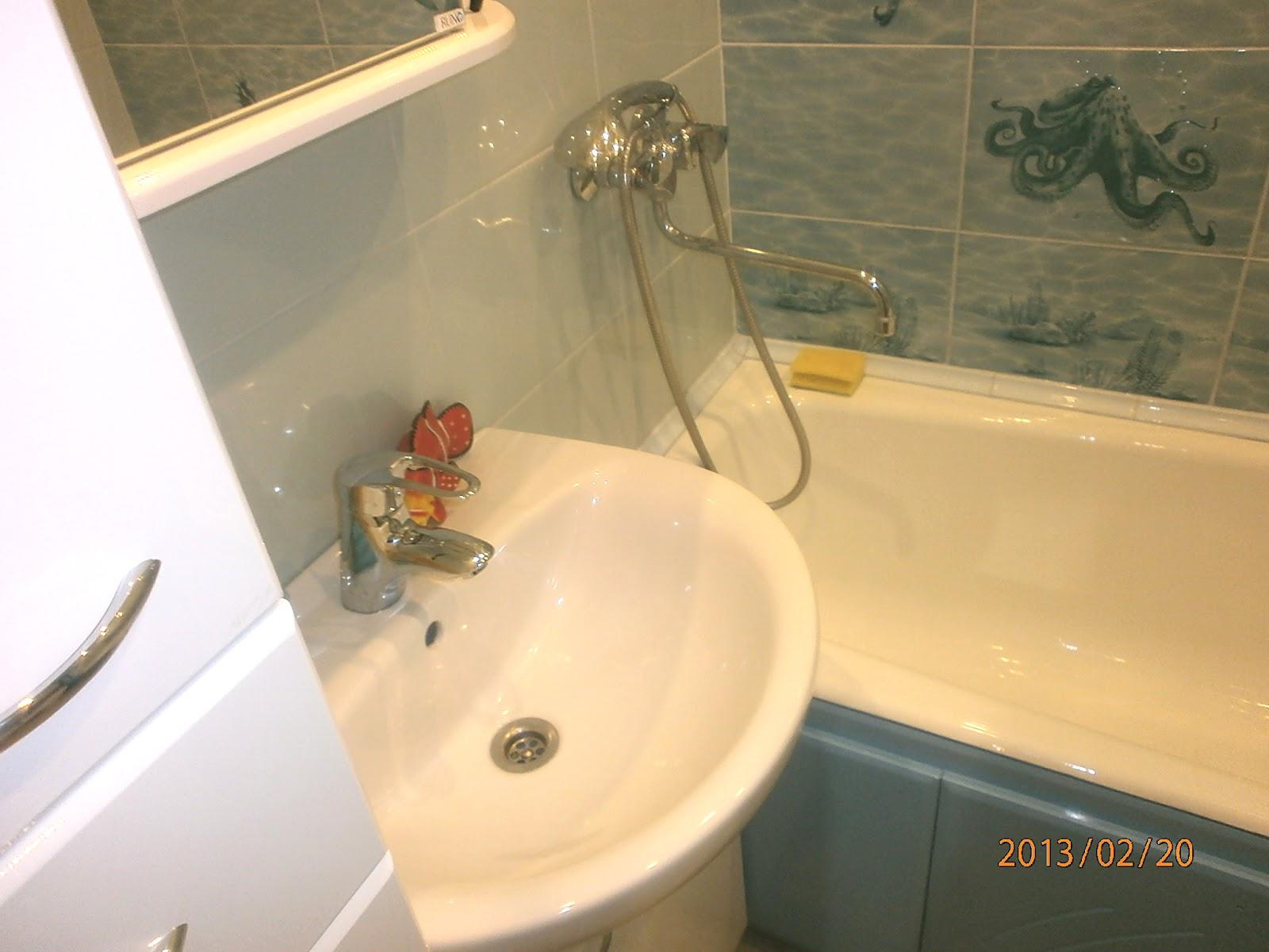 Как закрепить ванну к стене и полу чтобы не шаталась 85