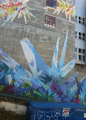 Monica Lofts - NKO Mural
