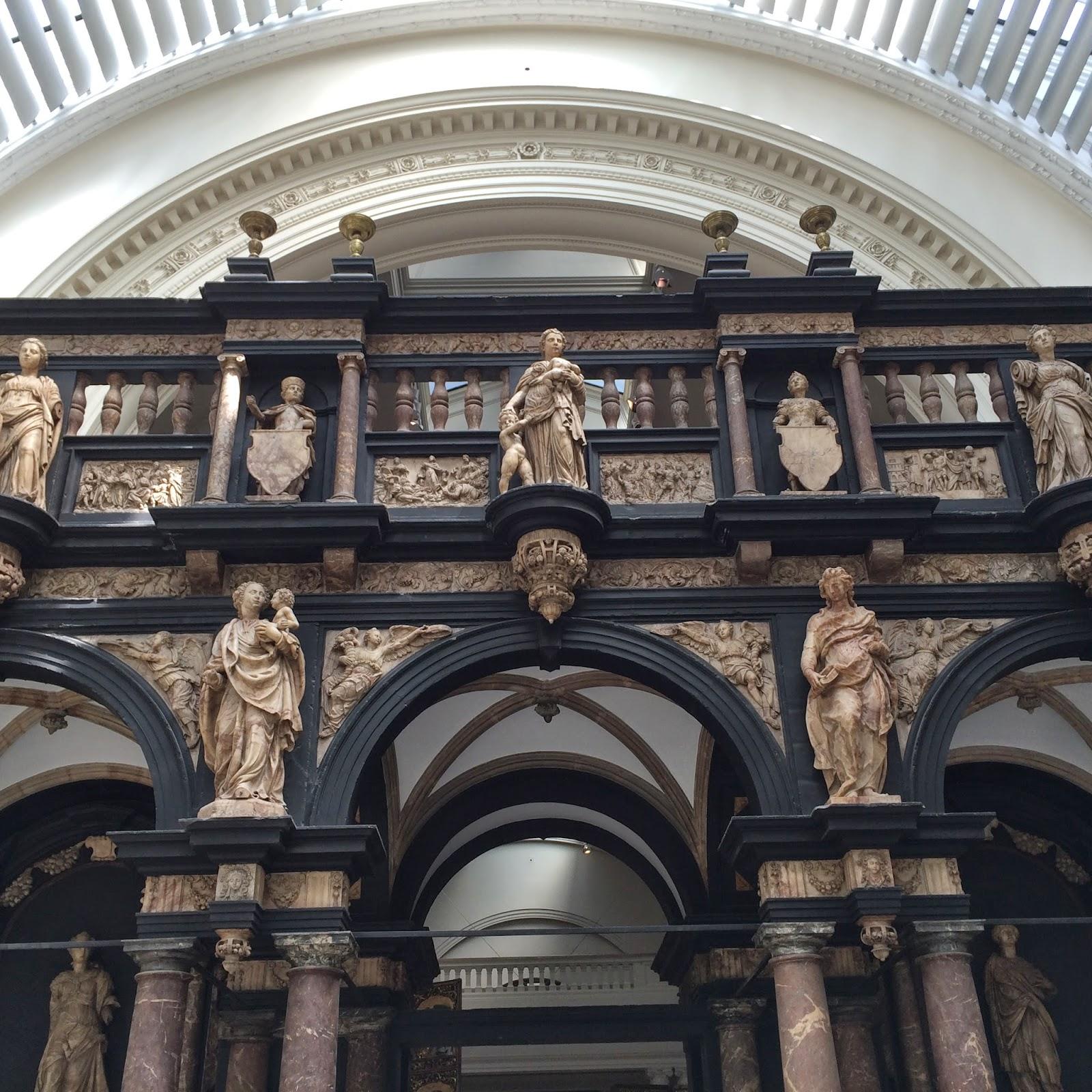 Gothic architecture.