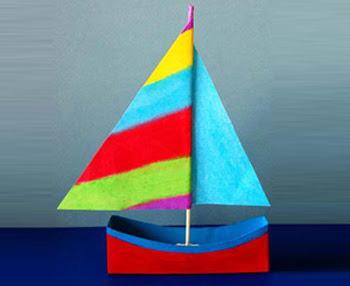 Box Sailboat