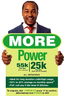 glo more power