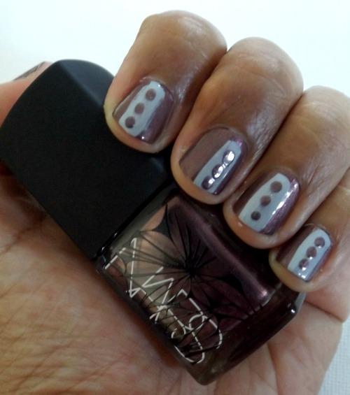 NARS nail polish in Sherwood