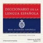 DICCIONARIO NORMATIVO DE LA REAL ACADEMIA DE LA LENGUA ESPAÑOLA