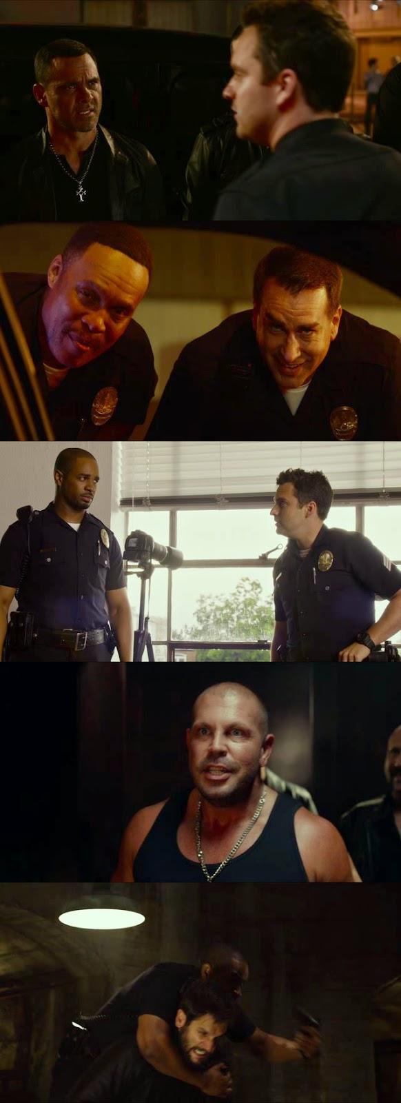 Agentes del Desorden DVDRip Latino