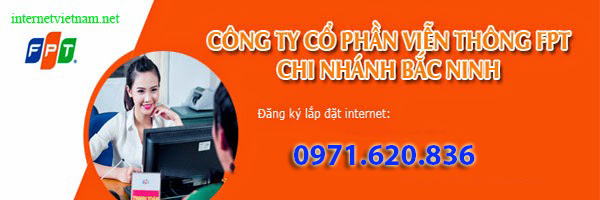 Đăng Ký Lắp Đặt Wifi FPT Thành Phố Bắc Ninh