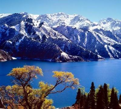 Urumqi Tianchi Lake