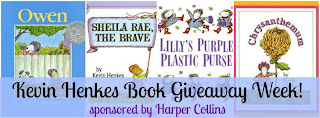 Book Giveaway Chrysanthemum, Kevin Henkes, Book Activities, reading, ready set read