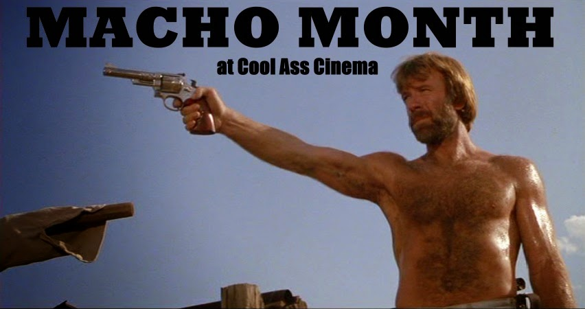 Macho Month. All Month long at CAC!