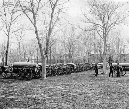 Artillery Battery Wagon picture 1
