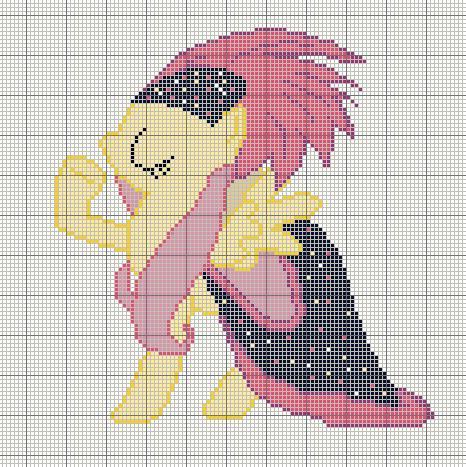 Buzy Bobbins Fluttershy In A Fancy Dress My Little Pony