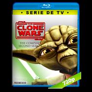 Star Wars: La guerra de los clones (2009-2010) Temporada 2 Completa BRRip 720p Audio Dual Latino-Ingles