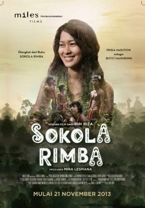 Review dan Sinopsis Film Sokola Rimba