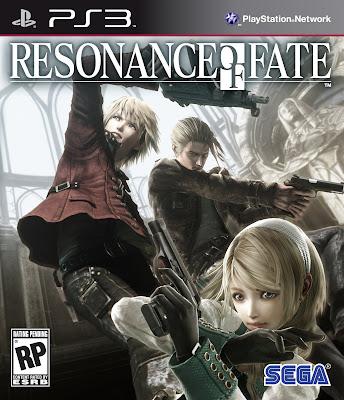 [Análisis] Resonance of Fate. Los RPG tradicionales de calidad aún son posibles