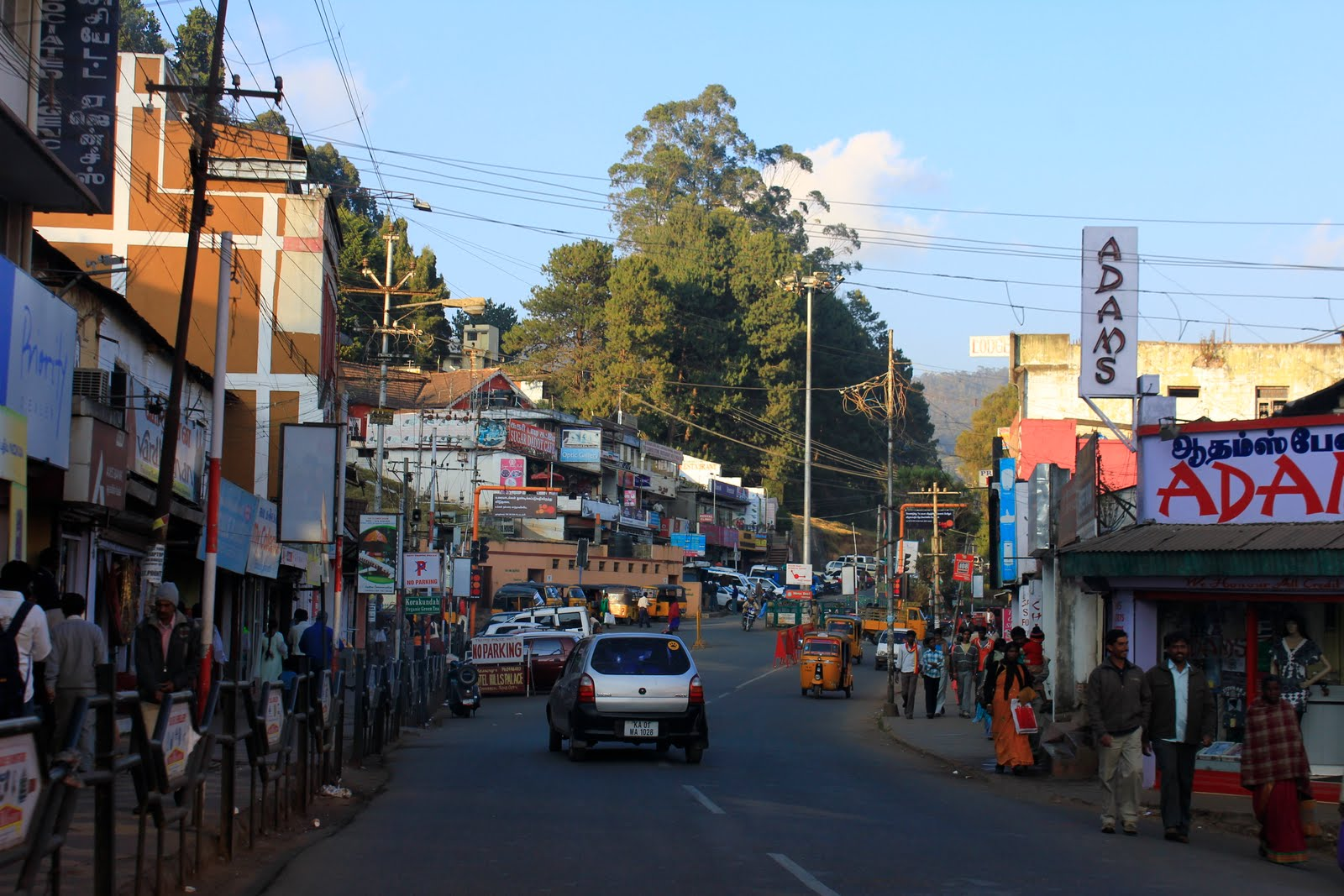 Gudalur India  City new picture : NZ 2 UK by Bike: 23rd Feb Bike to Ooty and Gudalur