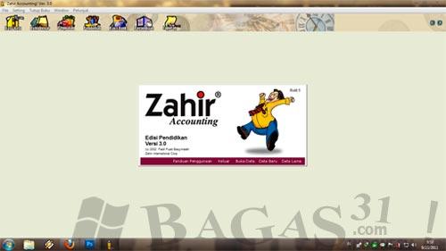 Zahir Accounting 3.0 Portable 2