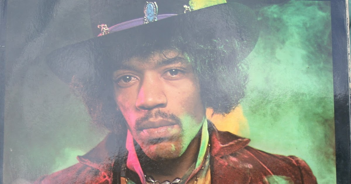 The Jimi Hendrix Experience Crosstown Traffic Gypsy Eyes
