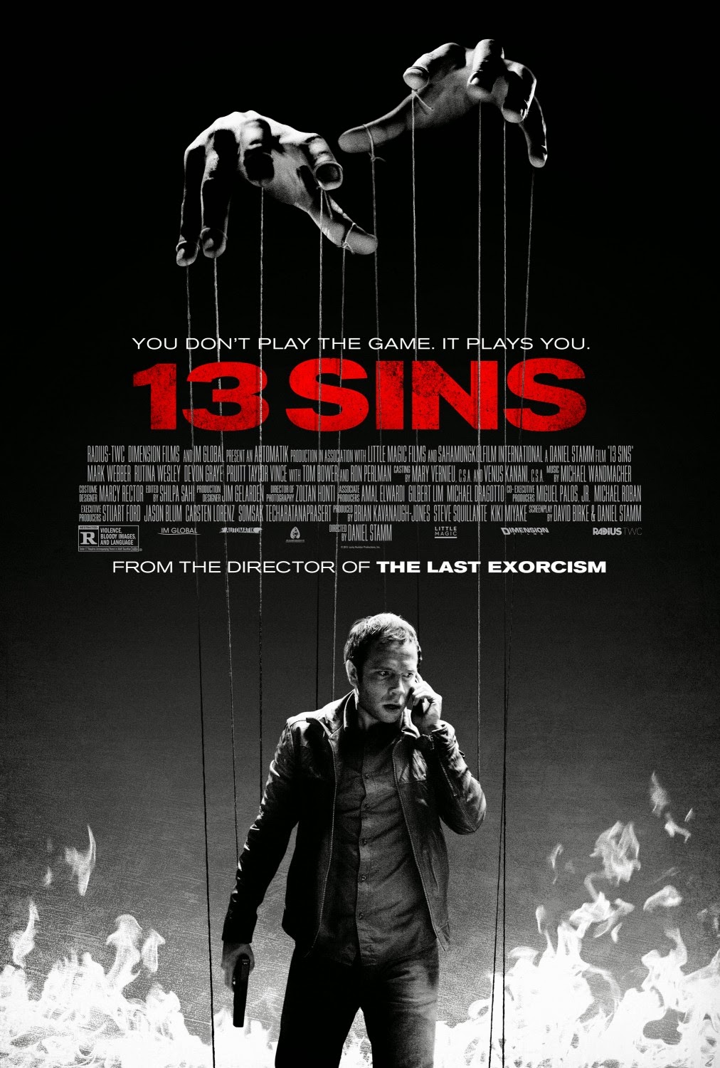 Download Filme 13 Sins BRRip Legendado