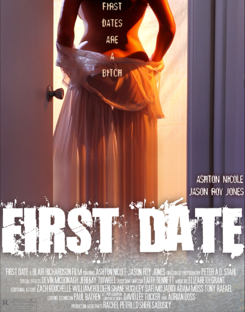 first date poster blair richardson