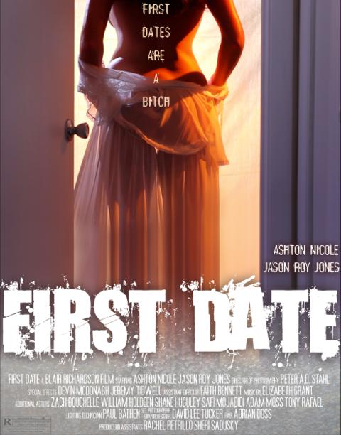 first date poster blair richardson